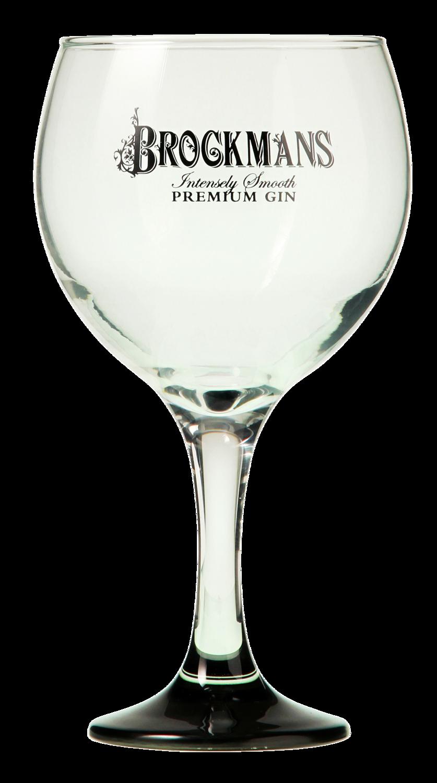 Brockmans Gin & Tonic Glas Copa