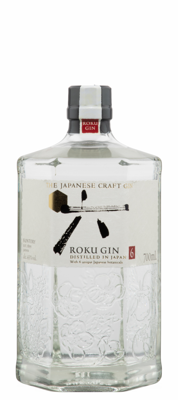 Suntory Gin Roku