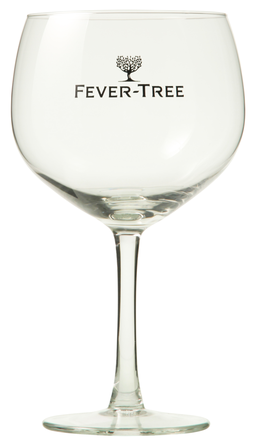 Fever-Tree Gin & Tonic Glas Copa