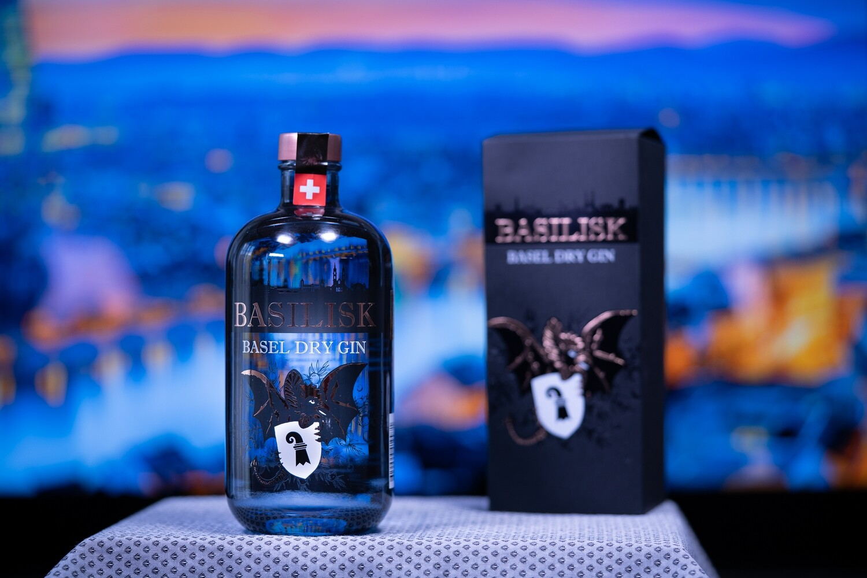Basilisk Basel Dry Gin