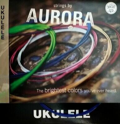Aurora Premium Ukulele Strings Tenor, .026 | .033 | .038 | .028