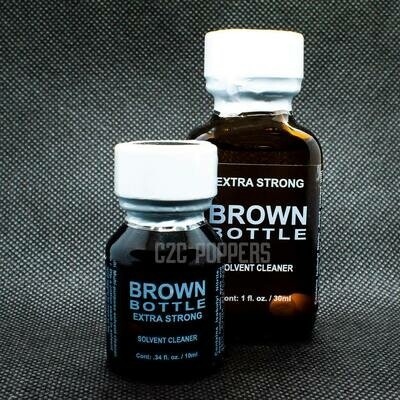 Brown Bottle Poppers