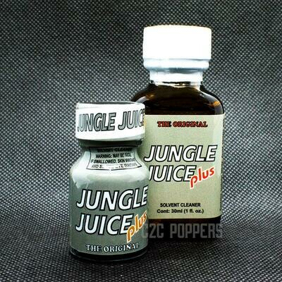 Jungle Juice Plus Poppers