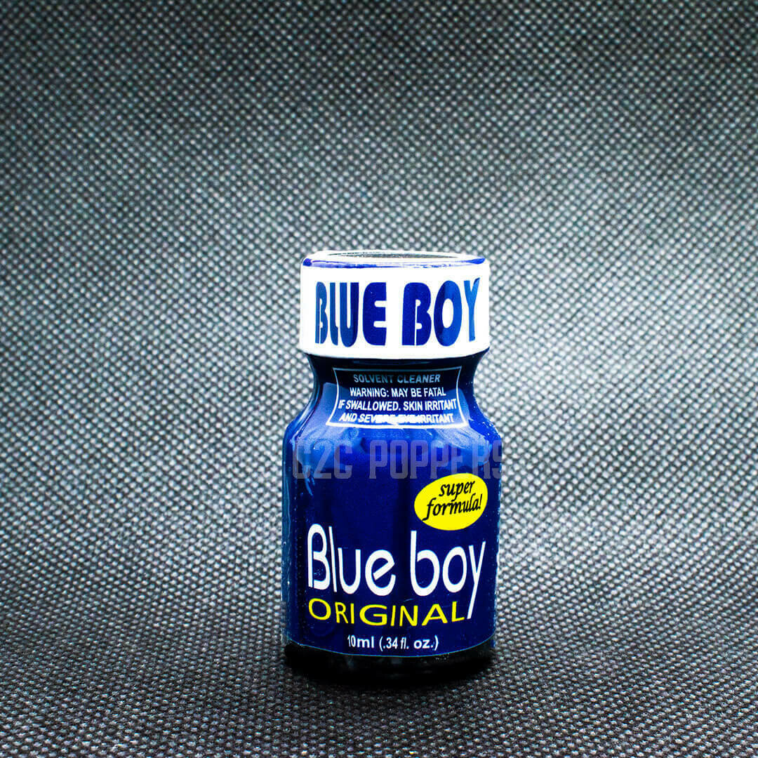 Blue Boy Cleaner