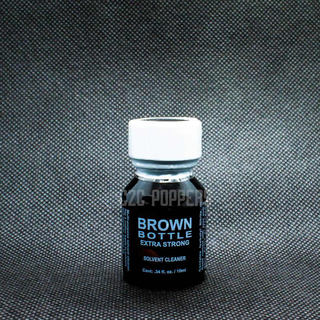 Brown Bottle Cleaner