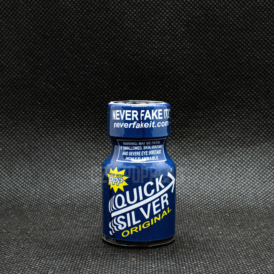 Quick Silver Cleaner
