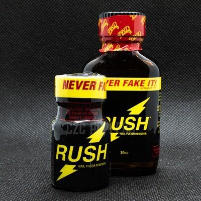 Super Rush Black Nail Polish Remover