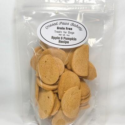 Apple & Pumpkin Cookies