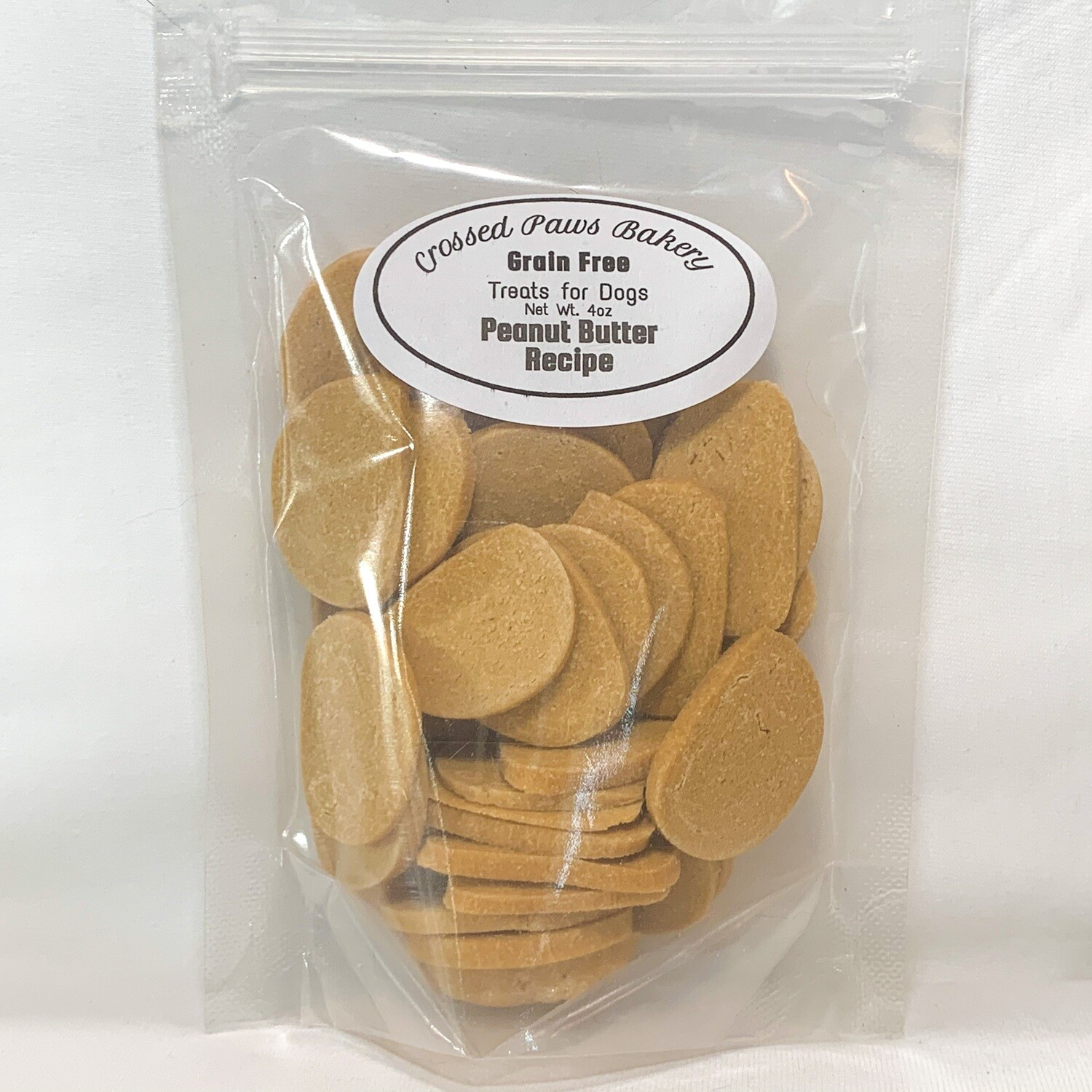 Peanut Butter Cookies (Larges)
