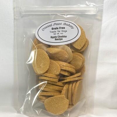 Apple Cheddar Cookies