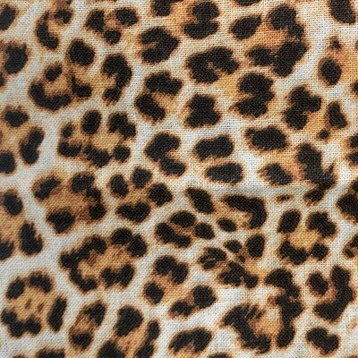 Catnip Cat Toy (Cheetah Print)
