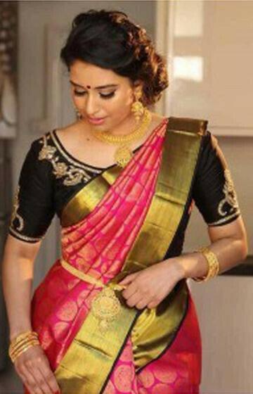 Amazing multi Color Designer zarna silk saree