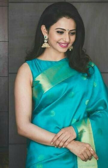 Charismatic Blue Color Designer zarna silk saree