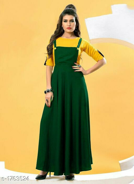 Designer Green Baba Suit