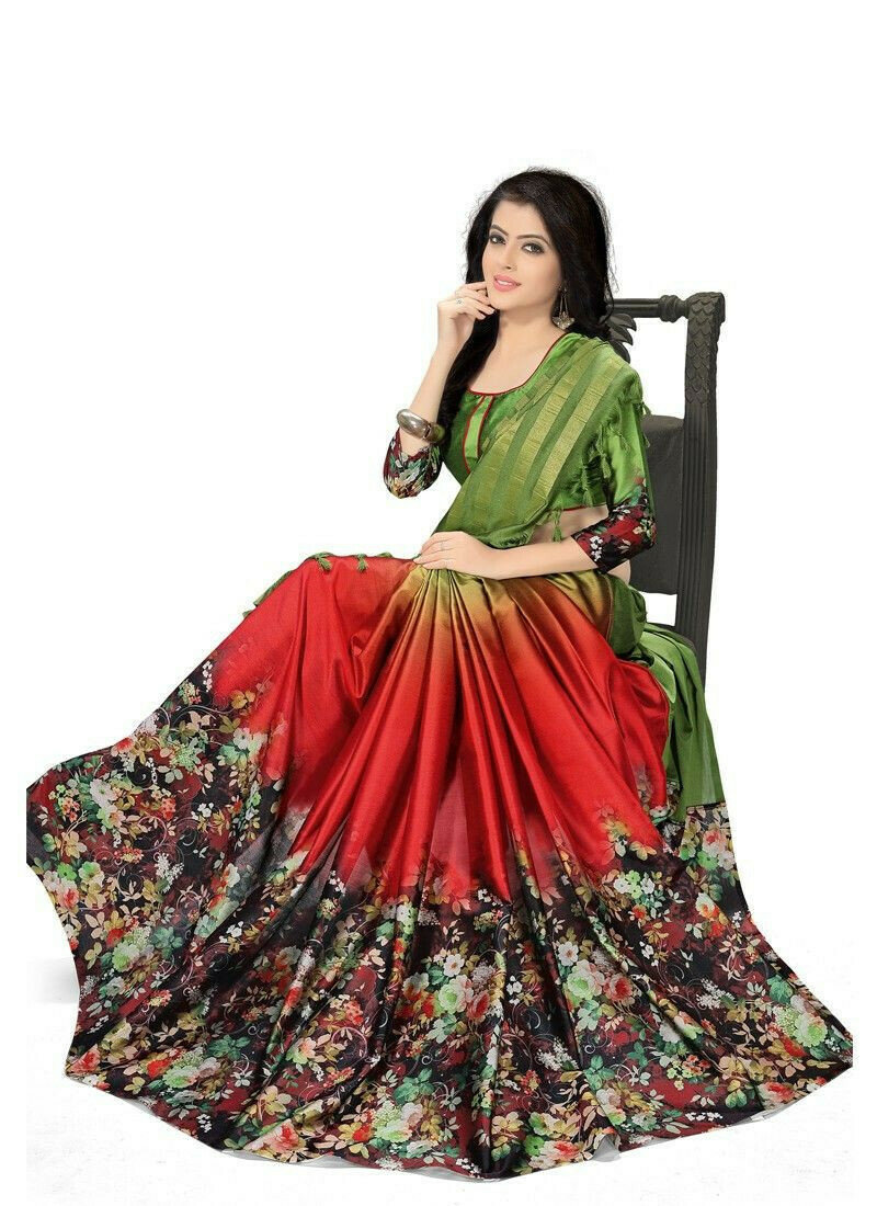 Latest Collection Multi Color Festive Special Sarees