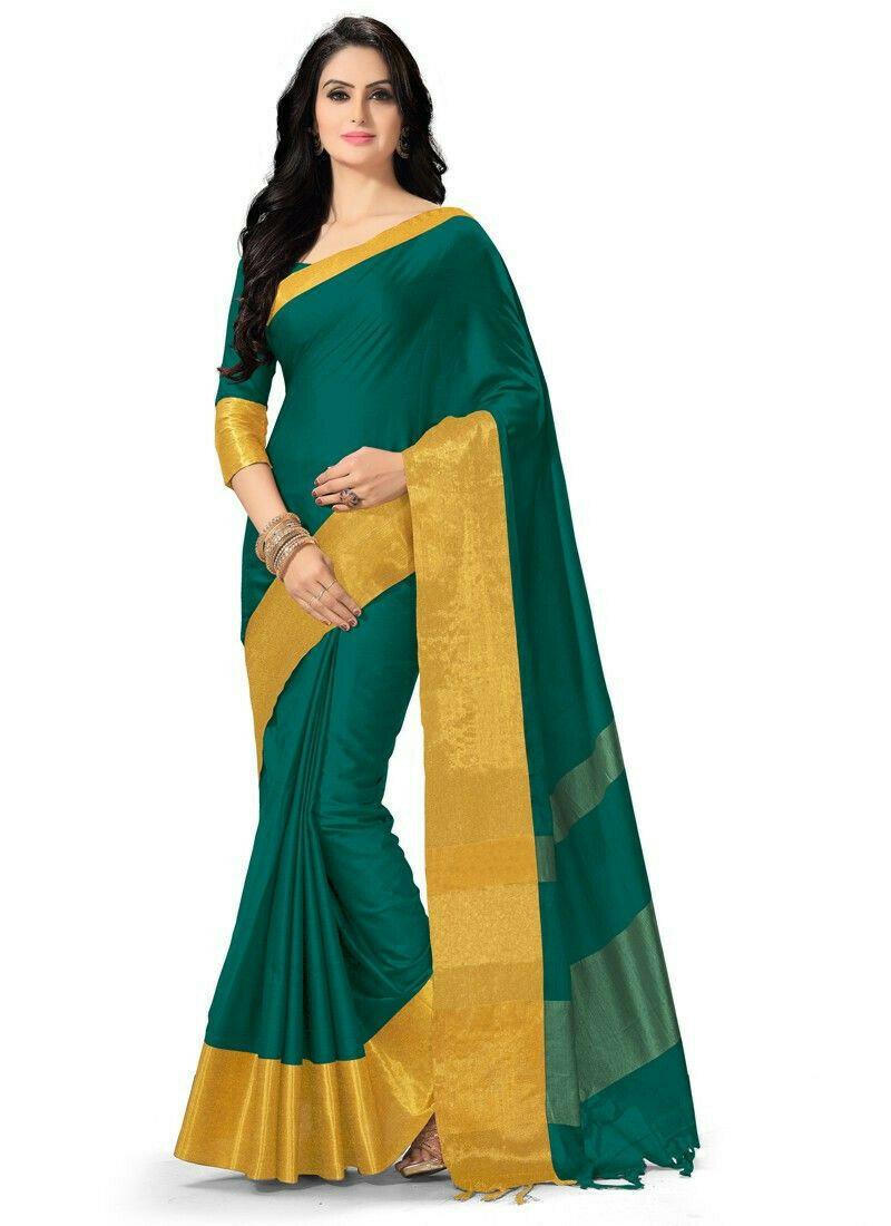 Latest Design Multi Color Classic Saree