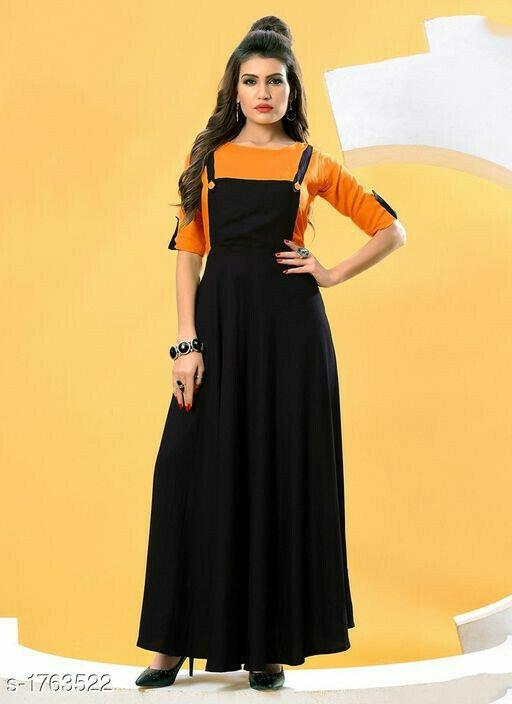 Latest Designer Orange Baba Suit
