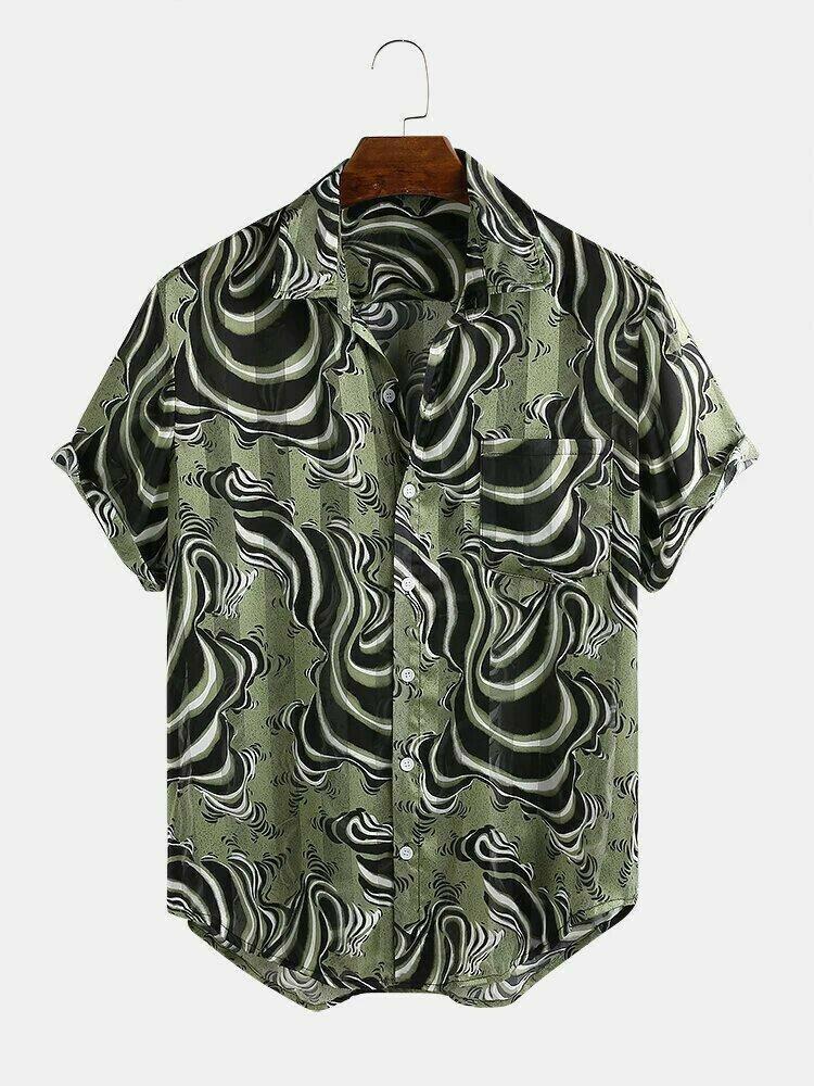 Boys Half Sleeve Fashion Casual Wear Shirt