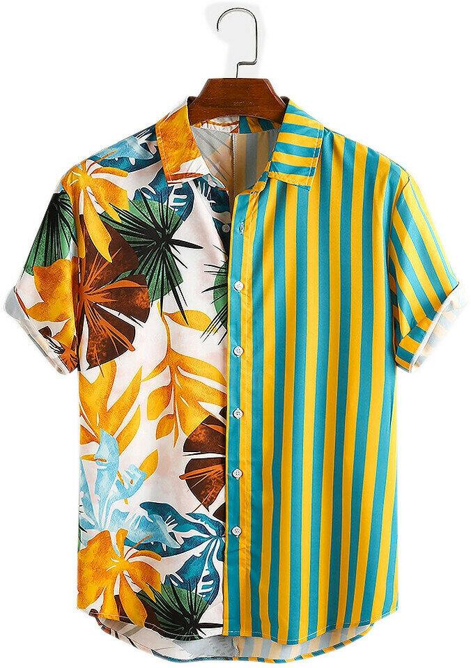Pure Cotton Men�s Checked Shirt