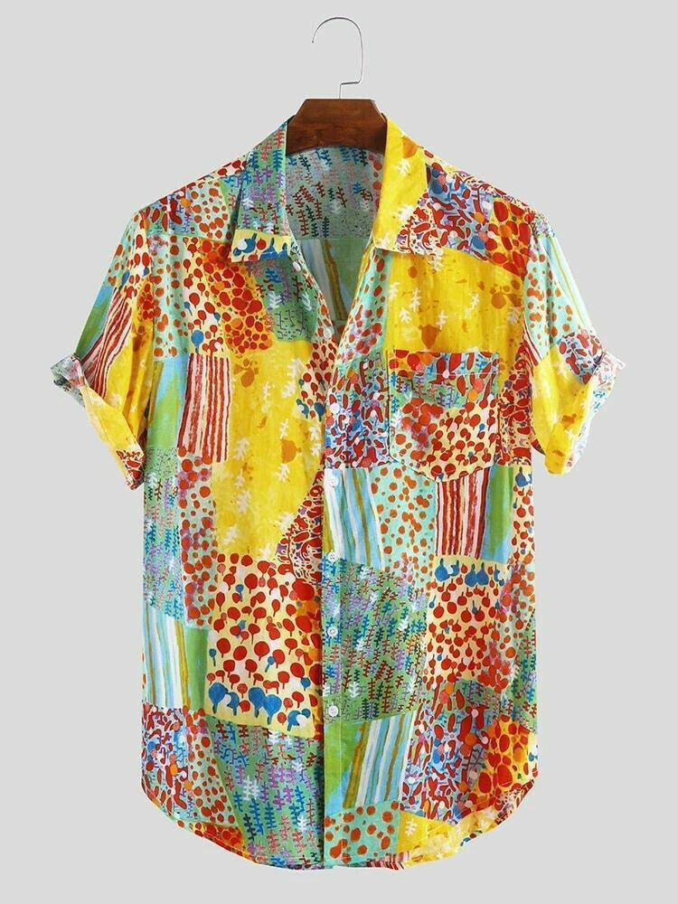 Boys Beatiful Half Sleeve Shirt