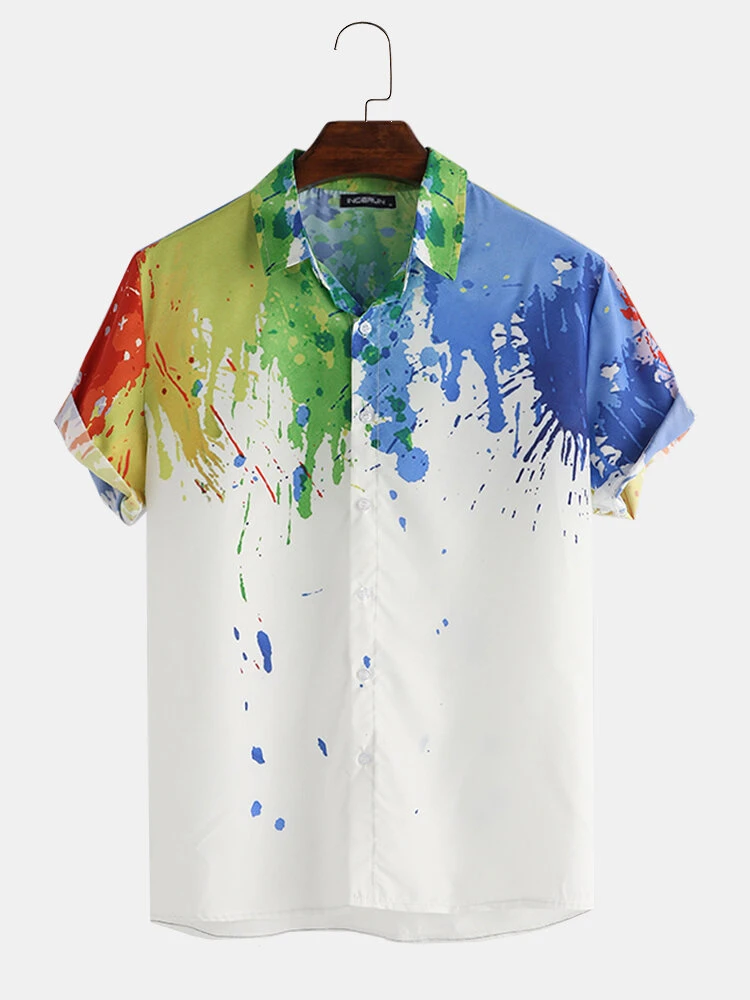 Most Trendy Canvas Printed Online Shirt