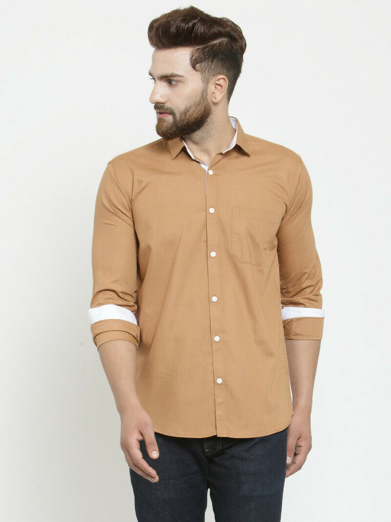 Premium Cotton Formal Office Wear Casual Shirt