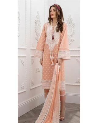 Pink Color Embroidery Pakistani Salwar Suit