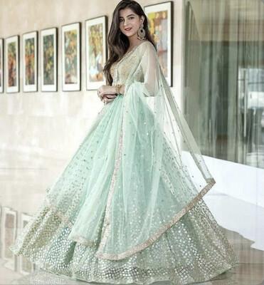 Lehenga choli for women, summer wedding, engagement lehenga, sangeeth dress, festive collection, indian ethnic wear