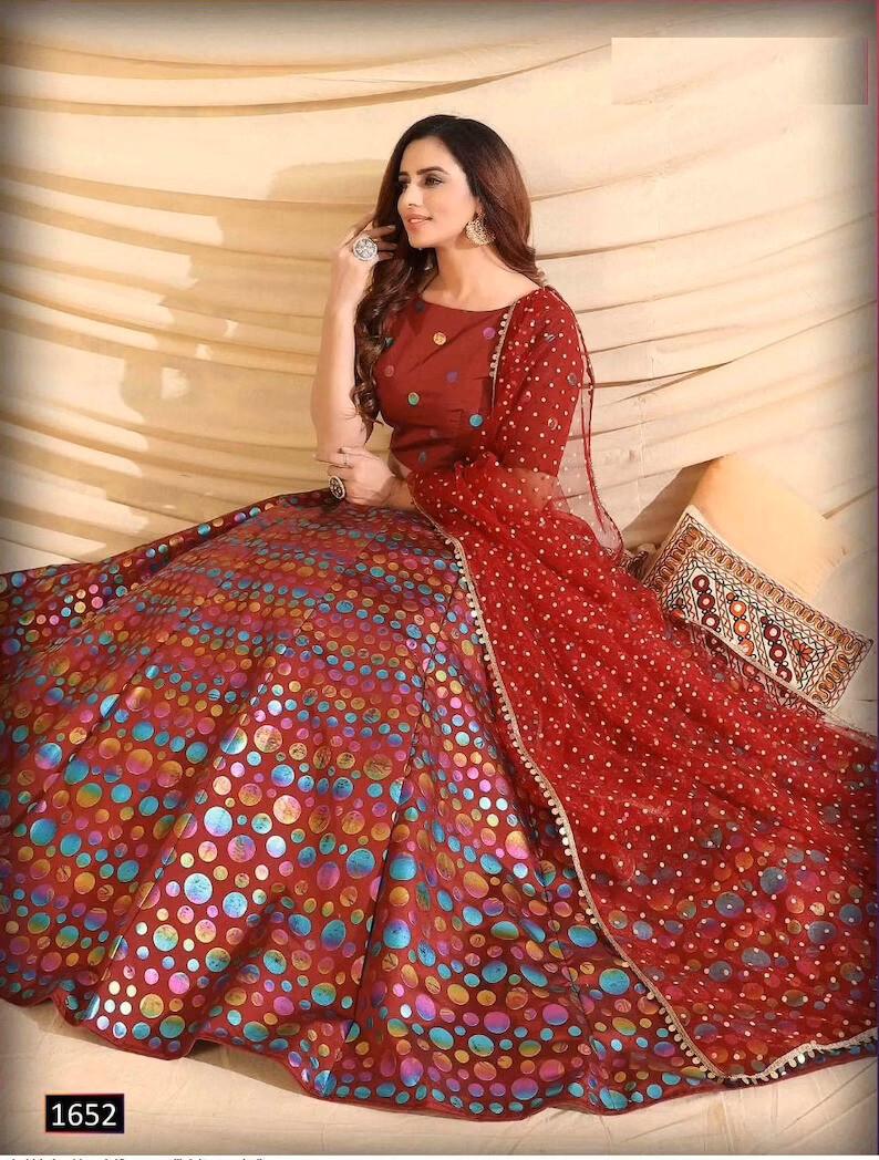 Designer lehenga choli for women
