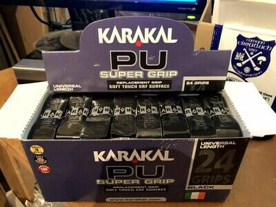 Karakal Hurling Grips - black