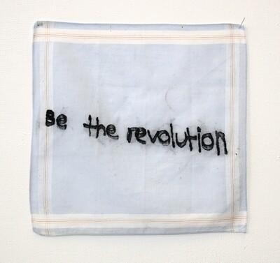 BE THE REVOLUTION, Les pleurs de l'aube de Céline Tuloup