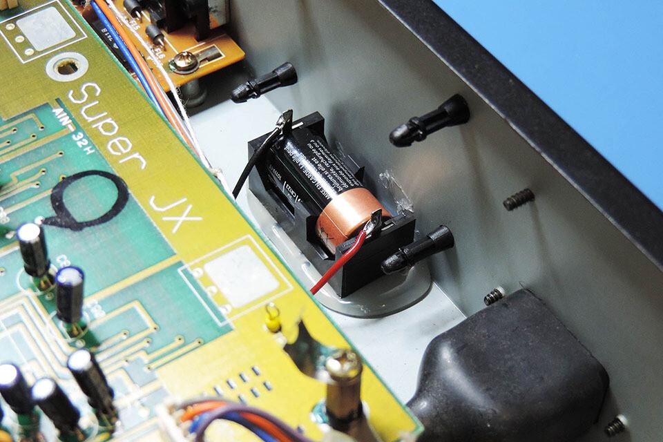 Live forever battery upgrade for virtually any studio equipment