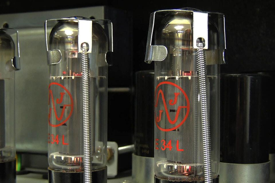 Power valve replacement for 50 Watt amp