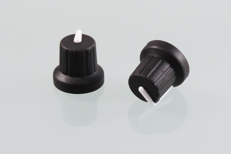 Performance Knob and Nut Set for the Marshall JMP-1