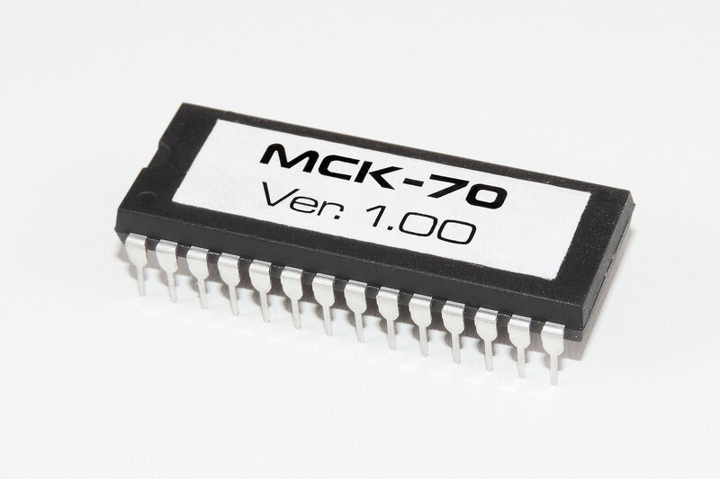 MCK-70 Memory Checker for the Roland Super-JX - ROM VERSION