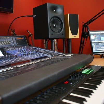 Audio recording and mixing inc. engineer / producer per hour