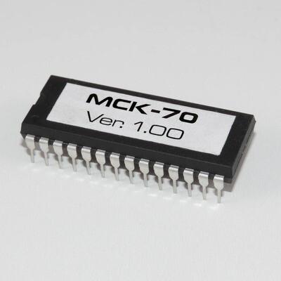 MCK-70 Memory Checker for the Roland Super-JX - ROM VERSION