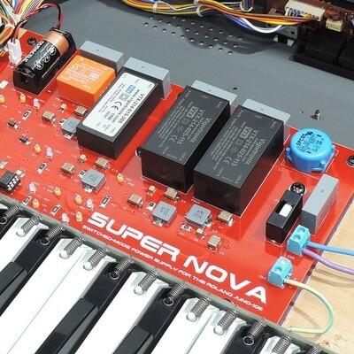 Super Nova PSU for the Roland Juno-106