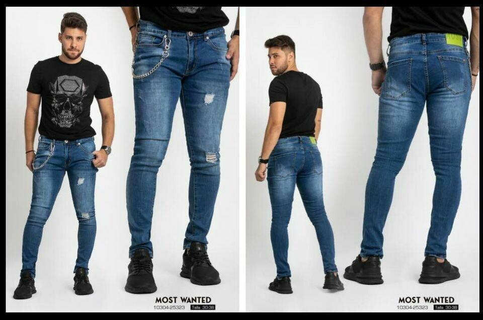 Pantalones Jeans Para Hombres