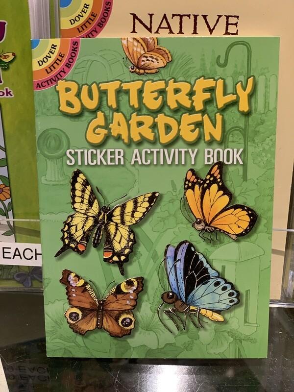 Children's Books Butterfly Garden