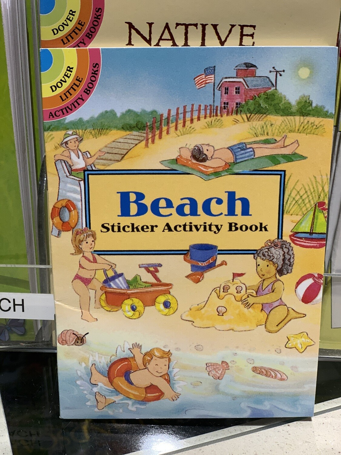 Children's Books Beach