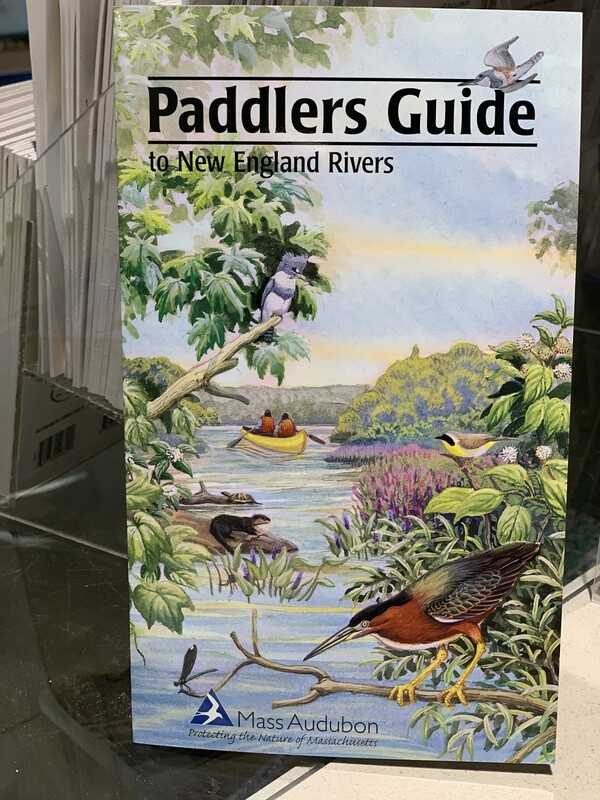 Pamphlet Paddlers Guide