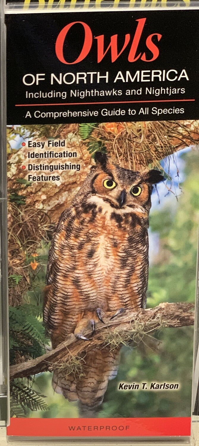 Field Guides Owls