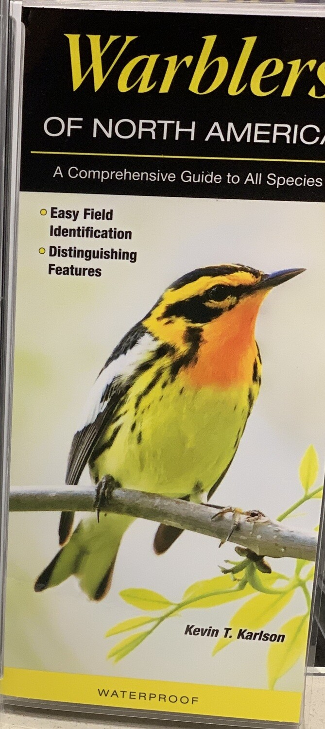 Field Guides Warblers