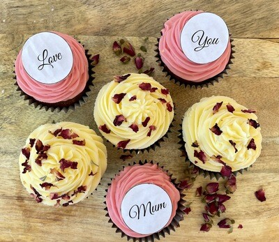 Mother's Day Cupcakes - Box of 6