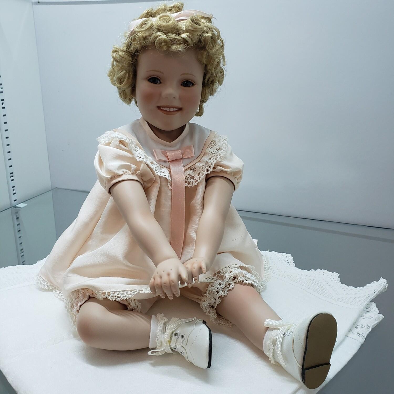 Shirley Temple doll - Danbury mint