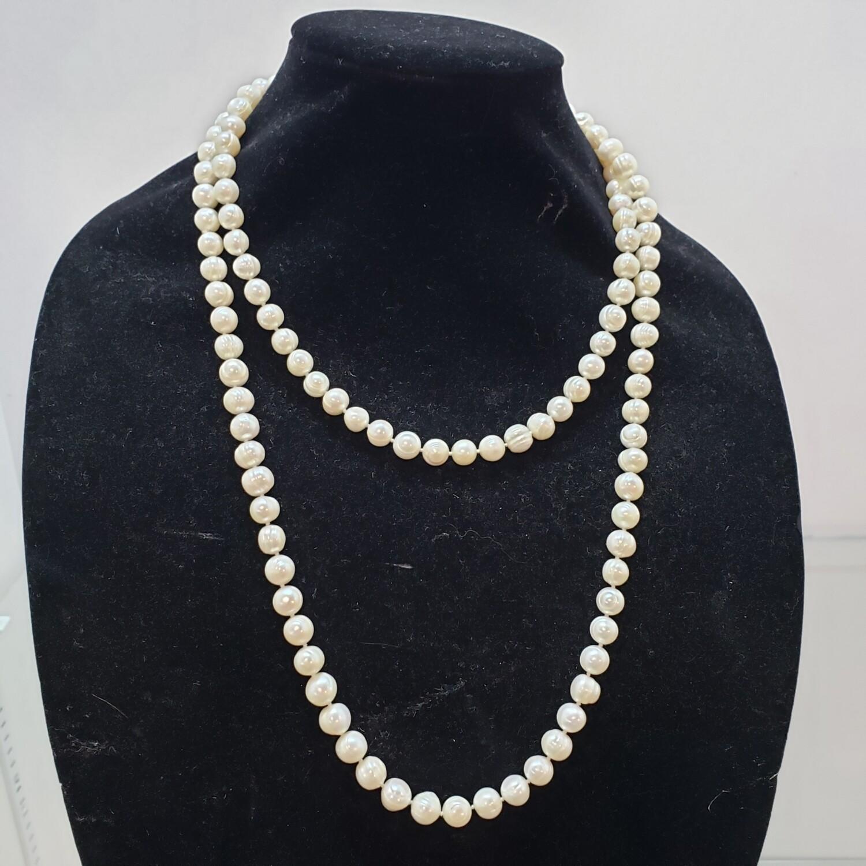 Fresh Water Pearl strand - 46 Inch