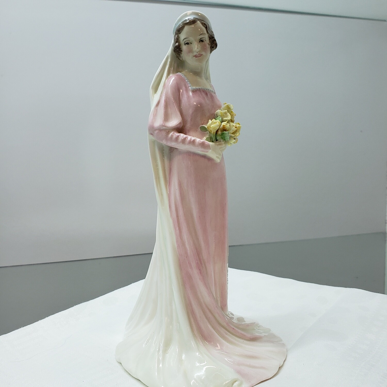 ROYAL DOULTON FIGURINE, THE BRIDE HN1600