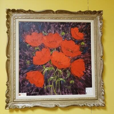 """Poppies"" Jane Barlow"