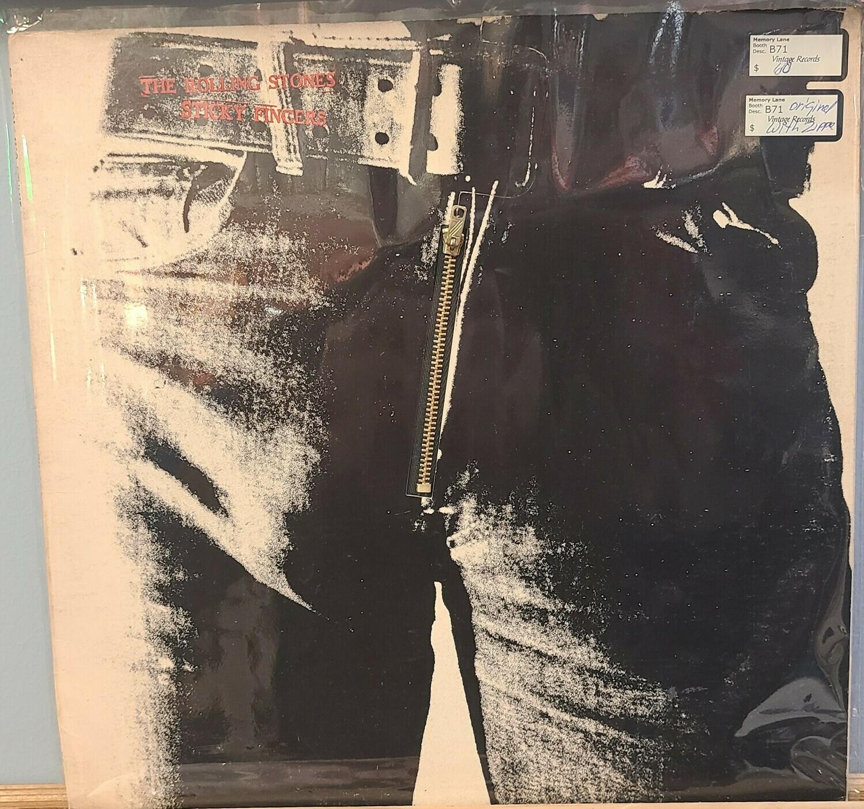 Rollingstone - LP - Sticky Fingers